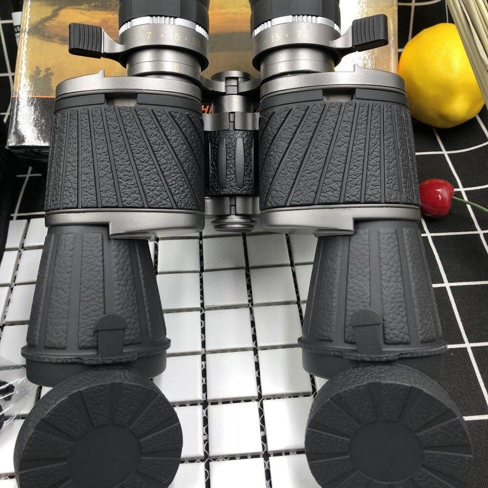 Jumelles HD 10x50 jumelles professionnelles étanches télescope haute définition haute puissance pour la chasse livraison gratuite