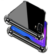 YUETUO tpu transparent phone back etui,coque,cover,case for