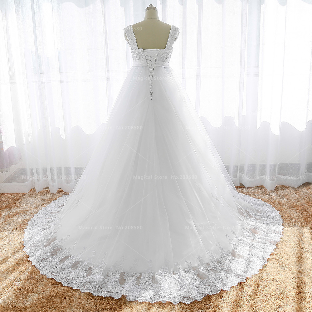Aliexpress buy sexy wedding dress for pregnant women cap aliexpress buy sexy wedding dress for pregnant women cap sleeve v neck vintage maternity lace bridal gowns plus size empire corset back r133 from ombrellifo Images