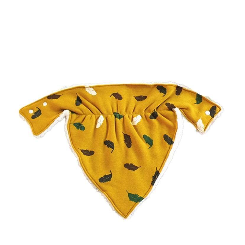 Baby Bandana Bibs Cotton Boy Girl Newborn Bandana Bibs Saliva Towel Bibs Soft Stretchy Thick Keep Warm Scarf babador accessories color block geometric bandana scarf