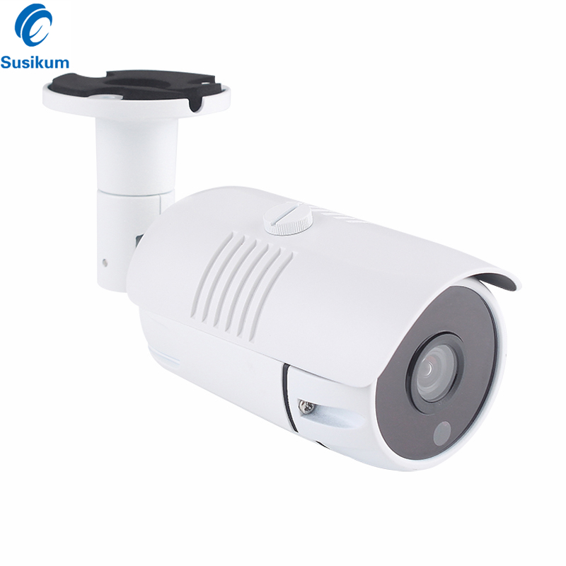 2MP 4MP HD AHD Security Bullet Waterproof Outdoor Camera 3.6mm Lens Metal 24Pcs IR Leds Night Vision Surveillance Analog Camera2MP 4MP HD AHD Security Bullet Waterproof Outdoor Camera 3.6mm Lens Metal 24Pcs IR Leds Night Vision Surveillance Analog Camera