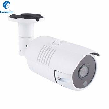 2MP 4MP HD AHD Security Bullet Waterproof Outdoor Camera 3.6mm Lens Metal 24Pcs IR Leds Night Vision Surveillance Analog Camera 1080p analog hd 2mp bullet ahd camera 1 3 cmos camera security ir 20m ir cut 36pcs leds surveillance cameras for ahd dvr