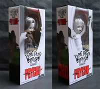 Mezco Living Dead Dolls Presents Alfred Hitchcock Horror Film Psycho Marion 11 Action Figure Dolls Collection