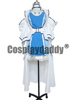 Sword Art Online Asuna Cosplay Costume S001