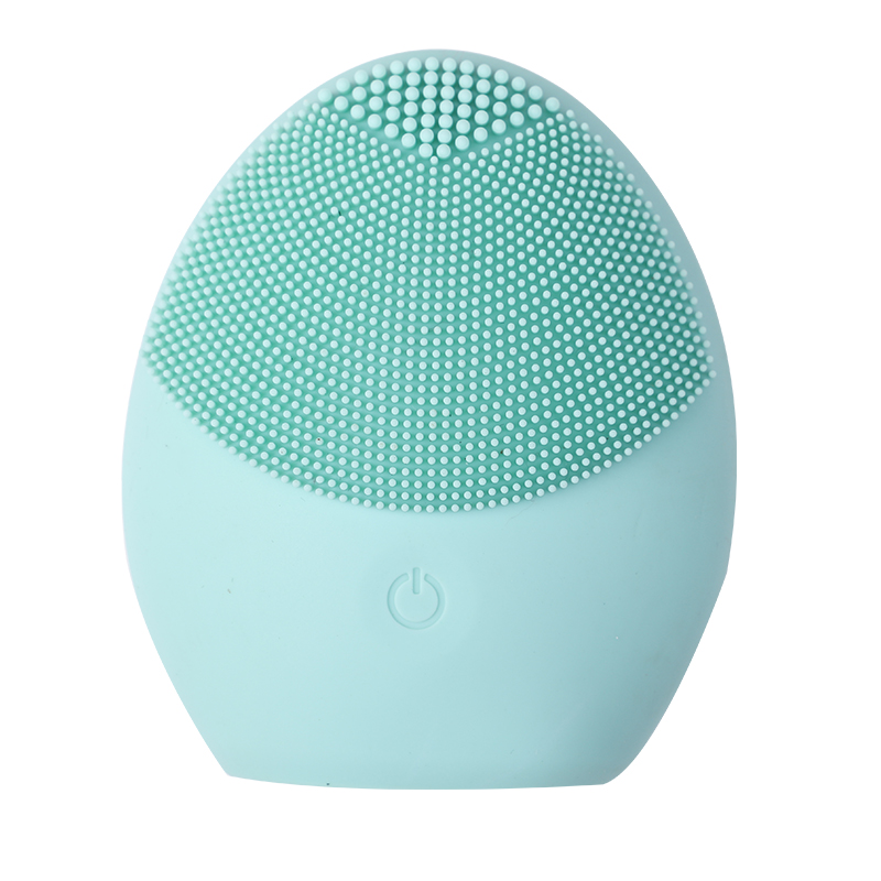 1pcs 4 Colors Electric Smart Ultrasonic Deep Pore Cleaning Tool Facial Cleansing Skin Care Tools Waterproof Vibrator Machine