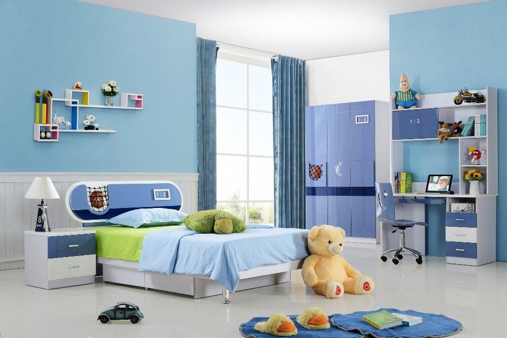 Wood Kindergarten Furniture Camas Lit Enfants Meuble Childrens Bunk Beds