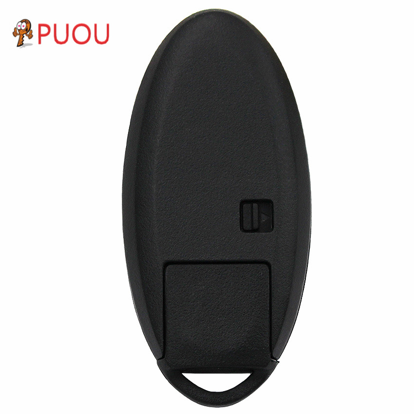 3 Buttons Remote Key Fob Clicker for Nissan Teana 2013 2015 433MHz with 47 chip KR5S180144014 in Car Key from Automobiles Motorcycles