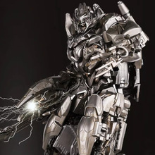 Transformation Robot Aircraft 30cm Movie Oversized Action Figure Toys Deformation Robot Children Gifts 4th party masterpiece movie series mpm 05 barricade transformation action figure police mode collection ko robot toys boys gift