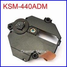 Freies verschiffen ursprüngliche ksm-440adm optical pick up für sony playstation 1 ps1 ksm-440 mit mechanismus optical pick-up