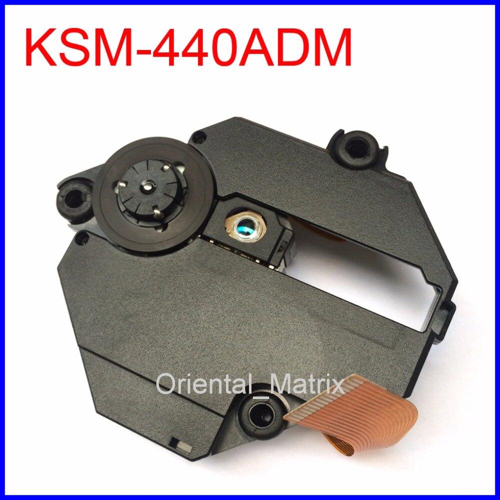 Frete Grátis Original KSM-440ADM Óptica Pick Up Para Sony Playstation 1 PS1 KSM-440 Com Mecanismo Optical Pick-up