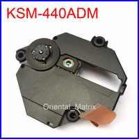Spedizione Gratuita Originale KSM-440ADM Ottico Pick Up Per Sony Playstation 1 PS1 KSM-440 Con Meccanismo Ottica di Pick-up