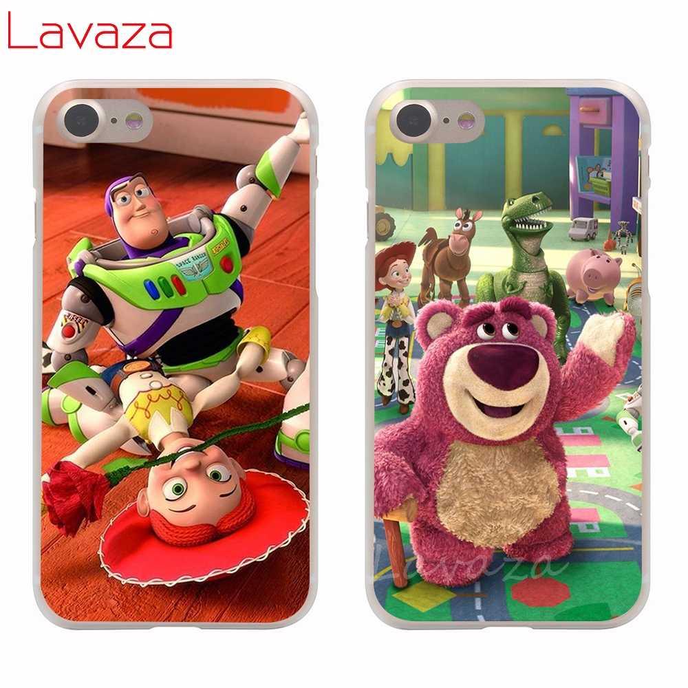 Lavaza прекрасный История игрушек Дизайн Жесткий Чехол для iPhone XS Max XR Чехлы для Apple iPhone 6 6S 7 8 плюс 4 4S 5C 5 5S SE крышка