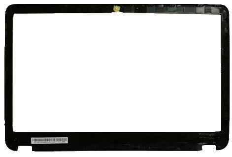 Nouveau portable LCD couverture arrière/LCD lunette avant pour HP Envy 6 6-1000 692382-001 noir A et B case 7J260