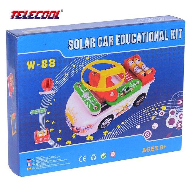 Online Shop TELECOOL Circuits Smart Electronic Block Kit W-88 ...