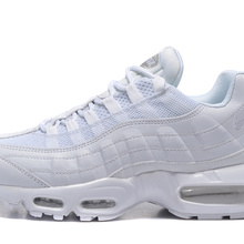 cf0687a8224 Essential Classic Breathable Running Shoes For Men Nike Air Max 95 Sneakers  White