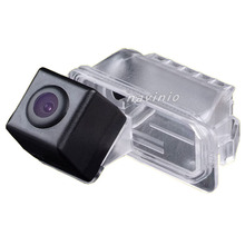Для Ford Focus/Fiesta/Mondeo/S-MAX/Kuga заднего вида Камера Резервное копирование обратная парковка cam для GPS радио водонепроницаемый ночного видения