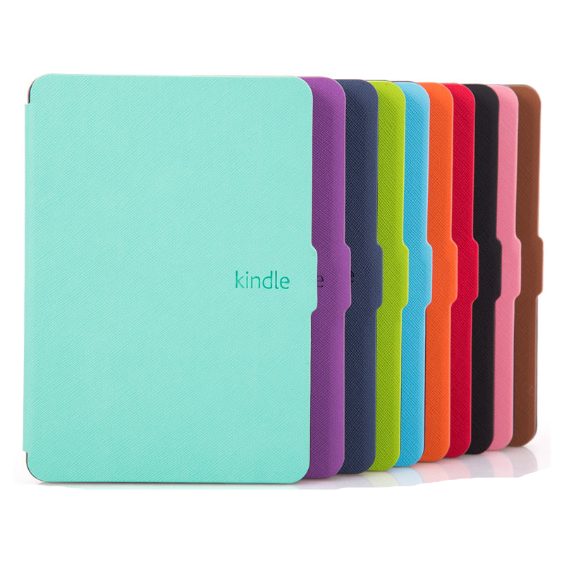 Zimoon Store Slim Fashion Cover For Amazon Kindle Paperwhite 1 2 3 Case 6 Ereader Leather