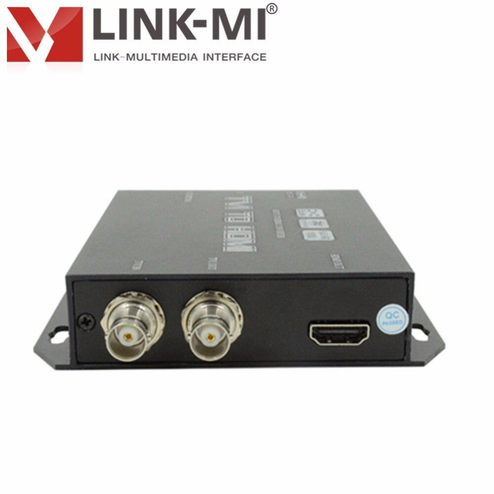 LINK-MI LM-TH01 Професійний HD Video Converter HDTV TVI - Домашнє аудіо і відео - фото 3