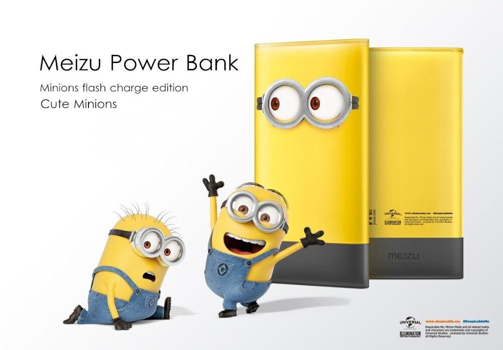 Original MEIZU Minions M20 Power Bank