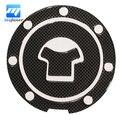 Mototcycle universal adesivo do tanque de combustível cap gas tampa pad para honda cbr vfr rvf 1000rr cb400 cb1300