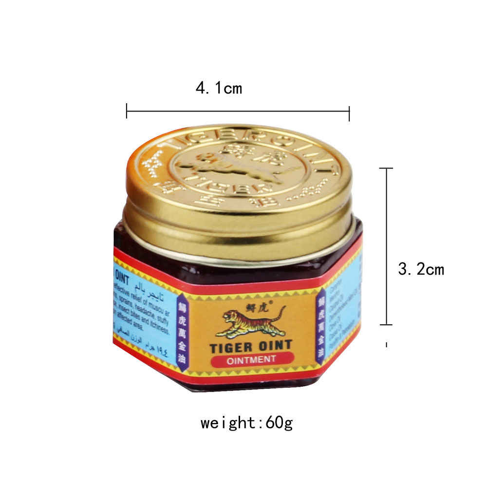 Asian golden balm ointment l aches and pain