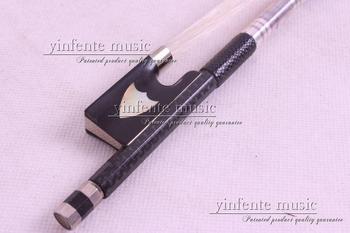 1 PCS Violin Bow Pernambuco Performance Carbon Fiber 99#