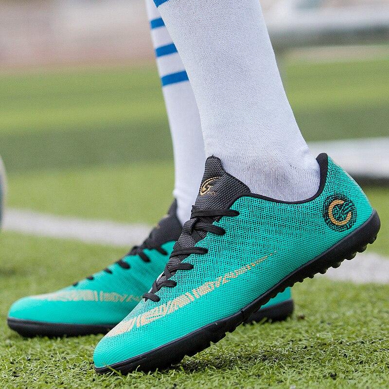 94e1625503 PINSV Homens Sapatos De Futebol Chuteiras Homens Superfly Chuteiras Para  Venda Crianças Chuteiras Sapatos De Futsal Chuteira Superfly em Sapatos de  futebol ...