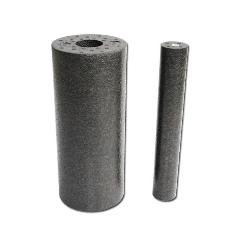 2 unids/set 33x14 cm EPP espuma rollo de alta aptitud masaje rodillo ejercicio Balance Yoga ladrillo bloque gimnasio equipo negro deportes