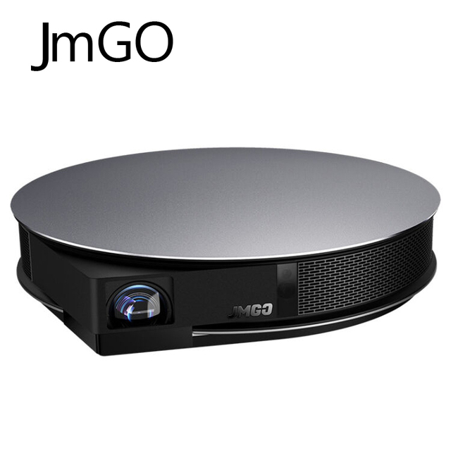 JMGO G3 USB Видео HDMI 1000 ANSI Wi-Fi Микро DLP Портативный Мини-Телефон Смарт-Проектор Android Проектор Для Smart Android телефон
