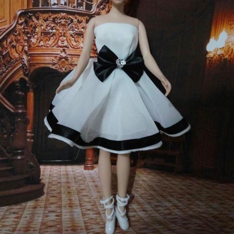 CXZYKING 2018 New Barbie Wedding Dress Fashion Clothing Gown For ...