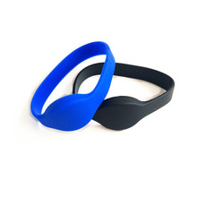 RFID Wristband 125KHz EM4100 ID Waterproof Bracelet Tag Dia 65mm