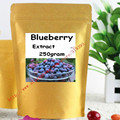 8.8oz (250g) Blueberry Extract Powder free shipping