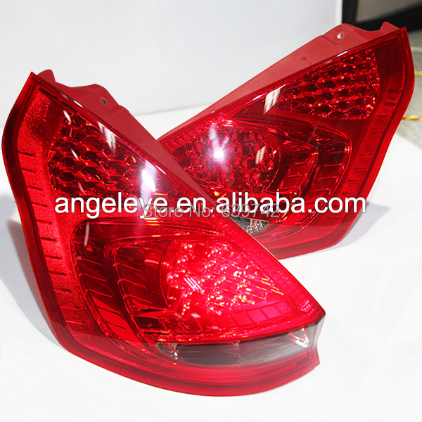 2008 2013 year for ford fiesta hatchback led strip tail lamp 2008 2013 year for ford fiesta hatchback led strip tail lamp rearlights back light red aloadofball Images