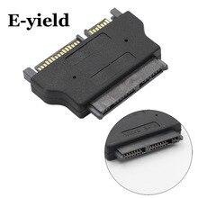 SATA 22 контактный разъем 1.8 «в Micro SATA 16 контактный 3.3 В адаптер конвертер для жесткого диска накопитель SSD