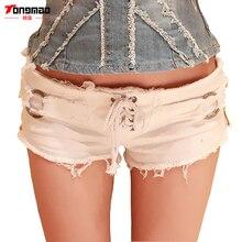 Hole Summer Shorts New