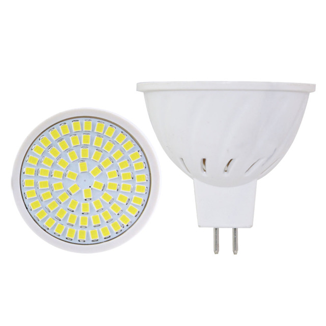 LED Spotlight GU10 E27 MR16 Led Lamp 8W 4W 6W