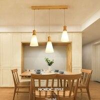 Подвесной светильник набор из 3 деревянных ламп кухонный остров на барной столовой Подвесная лампа, подвесной светильник кухонный светильн