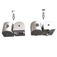 Правый угол жизни суть разъем 1 шт 3030/4040 0/90 градусов угловой кронштейн соединения для Алюминий профиль