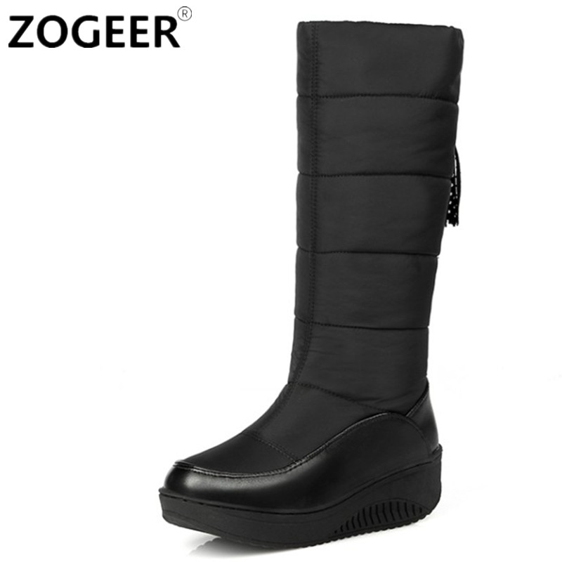 Online Get Cheap Red Knee High Flat Boots -Aliexpress.com ...