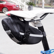 Cycling Bike Bicycles Bag Back Seatpost Saddle Bags Pouch Rear Package MTB Bicycle Bike Accessories Bisiklet Aksesuar