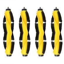 B6009) Запасные части для робота-пылесоса LIECTROUX B6009 резиновая щетка 4 шт