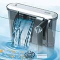 Aquarium-Accessories-XP-09-Waterfall-Aquarium-Filter-Tank-External-Wall-mountable-Oil-Film-Processing-Aquarium-Air