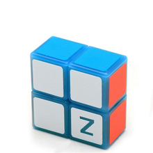 Newest ZCUBE 122 Magic Cube 1x2x2 Competition Speed Puzzle Cubes Toys For Children Kids cubo magico