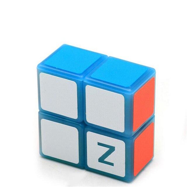 Новые Z CUBE 122 Магия CUBE 1x2x2 Magic CUBE конкурс Скорость головоломки CUBE S Игрушечные лошадки для для детей Cubo magico