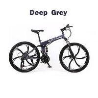 2017 Hot Selling 21 24 27 Speed 26 Inch Bike Aluminum Alloy Double Mountain Bike Mountain
