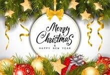 Laeacco Estrela Feliz Natal Bola Decoração Cena Fotografia Bebê Fundos Personalizados Fotográfico Backdrops Para Estúdio de Fotografia
