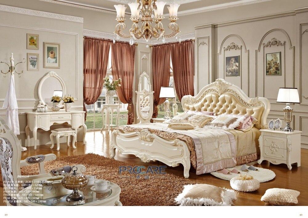 Acquista all'ingrosso online camera da letto mobili d'epoca ...