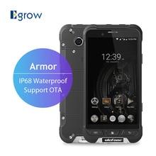 Оригинал Ulefone Броня MTK6753 Окта основные Android 6.0 Мобильный Телефон 4.7 Дюймов 3 Г RAM 32 Г ROM Водонепроницаемый IP68 прочный Смартфон