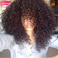 Девы странный вьющиеся волосы бразильский странный вьющиеся волосы девственницы 7а необработанные девы волос бразильский волос 3 шт./лот