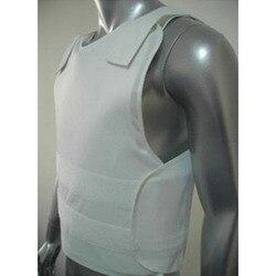 Corpo della maglia a prova di proiettile armatura giubbotti A Prova di Gilet Tattico Ballistic vest gilet Occultabile Portare all'interno Classic IIIA 3A